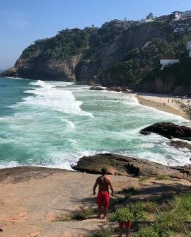 Praia - Rio de Janeiro